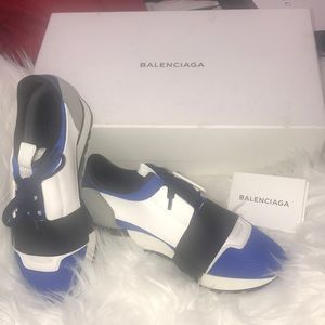 Brand New Authentic Balenciaga Shoes